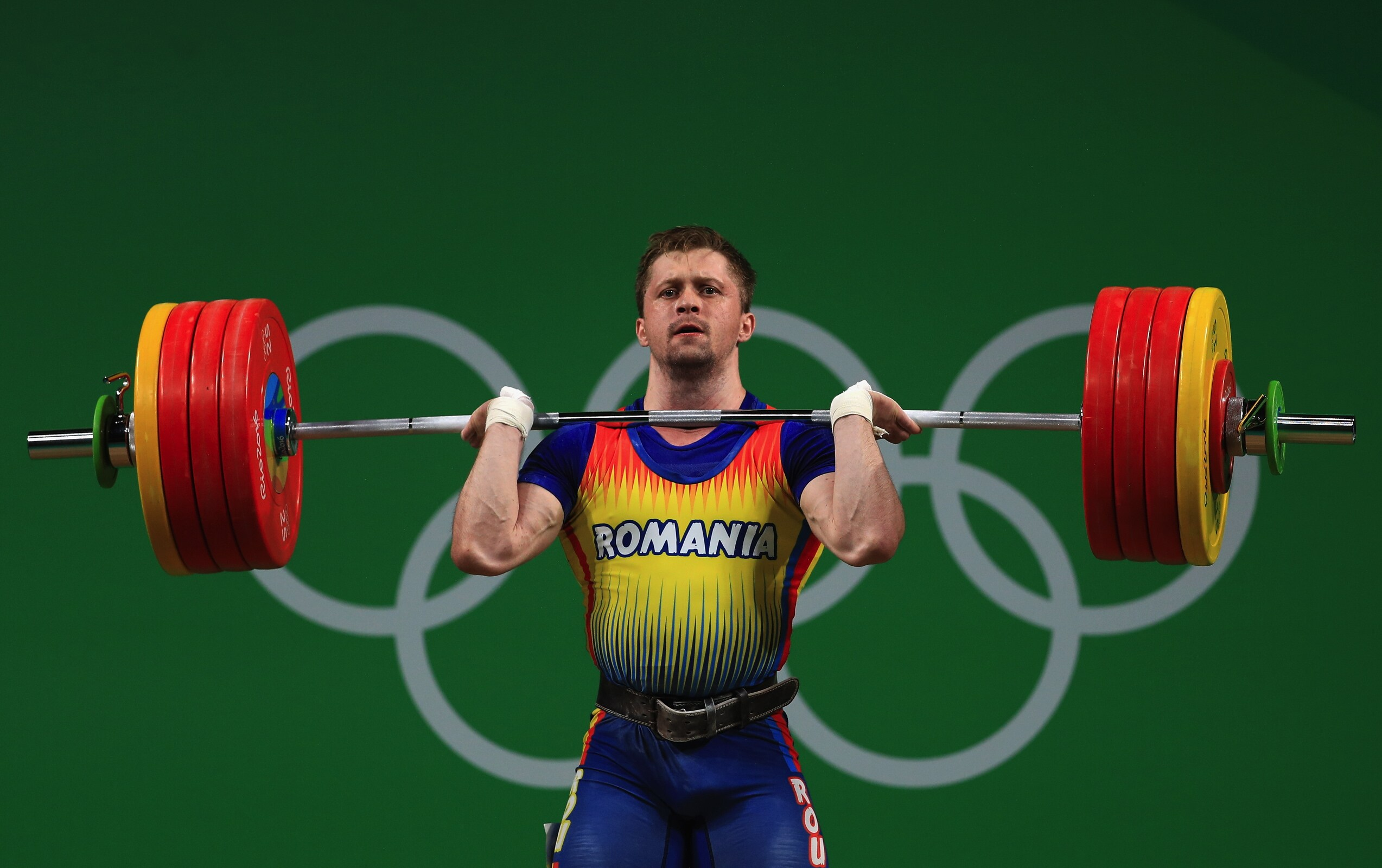 Weightlifting - Men's -85kg