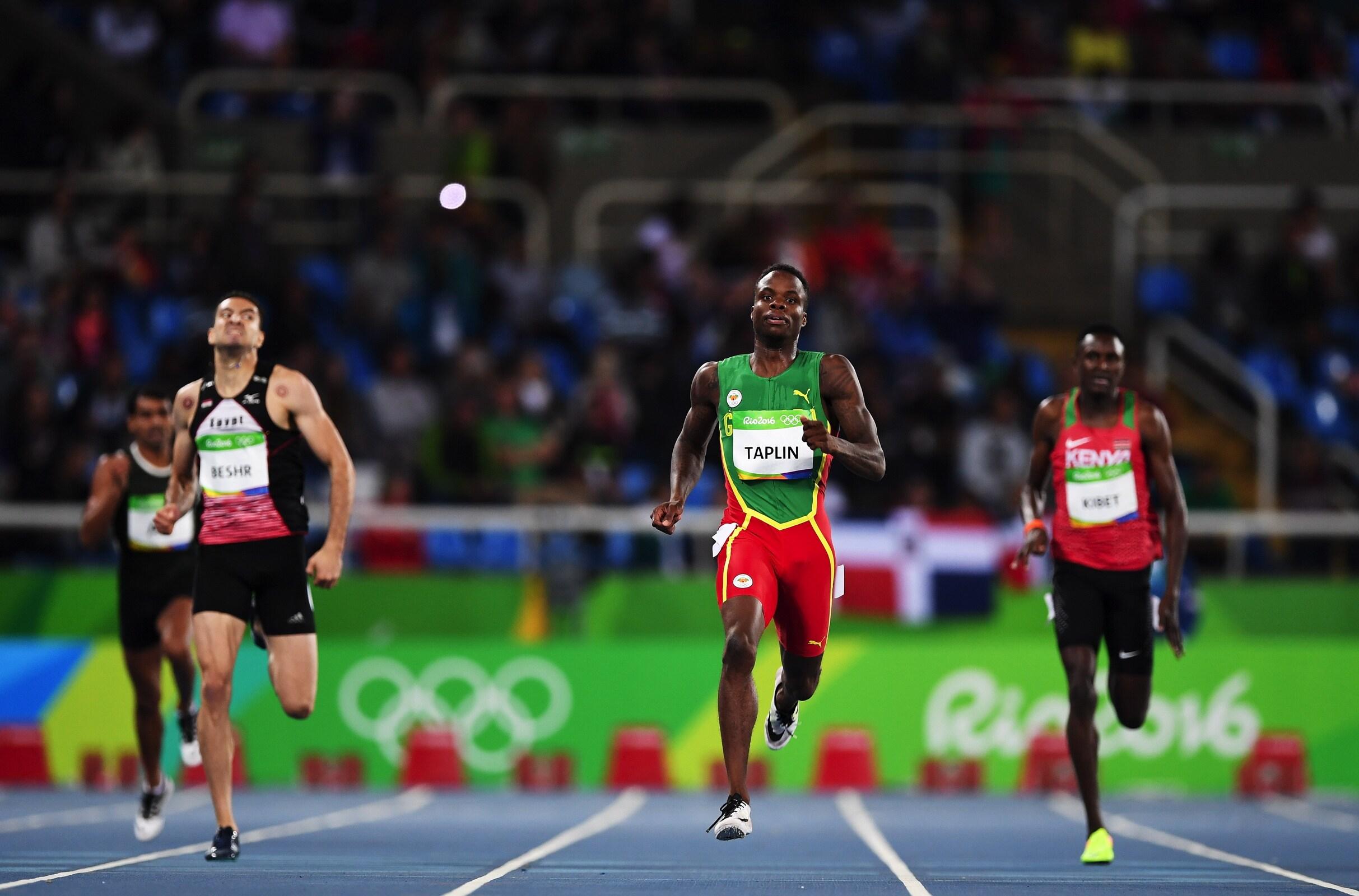 Athletics - Men's 800m