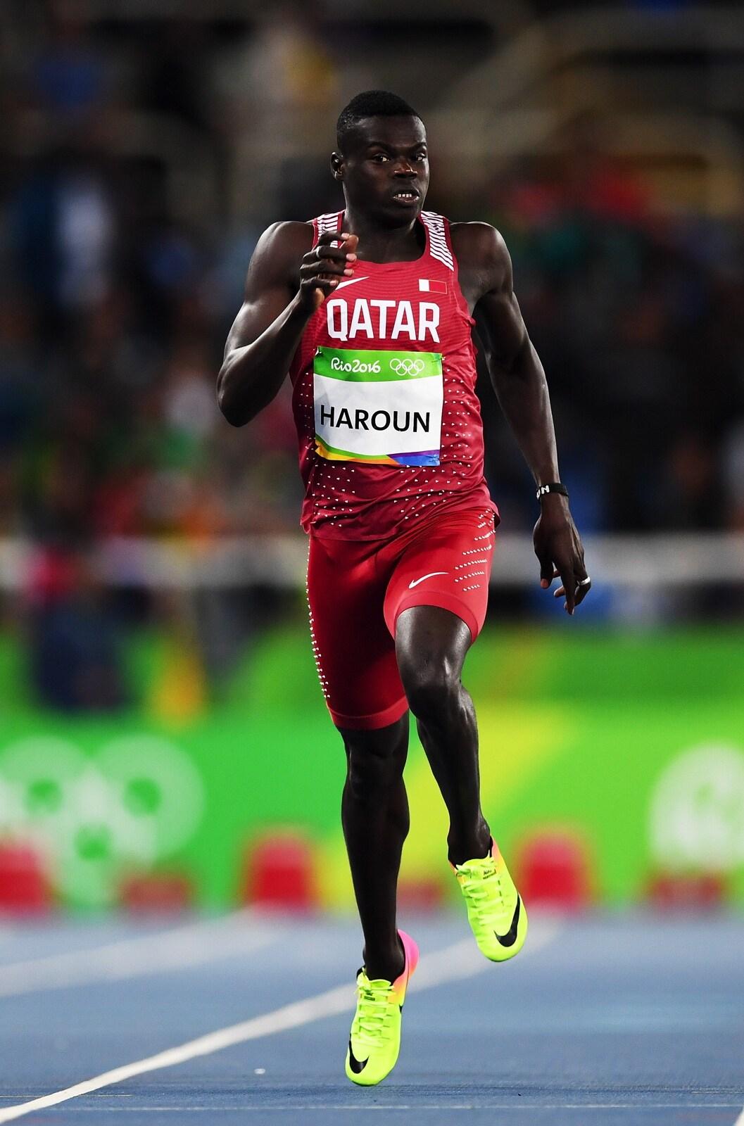 Athlétisme - 400m hommes