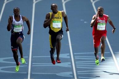 Athétisme - 100m Hommes