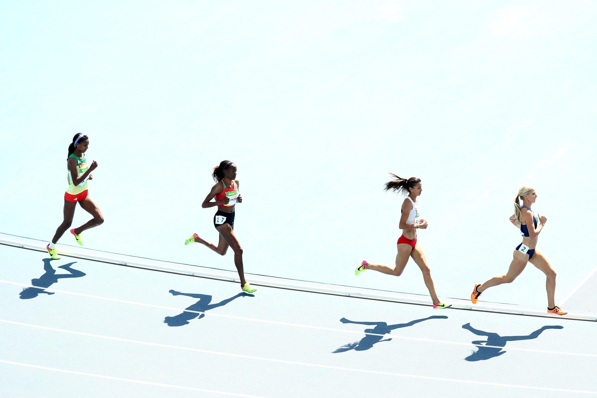 Athletics - 3000m Steeplechase Women