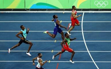 Athletics - 400m Men