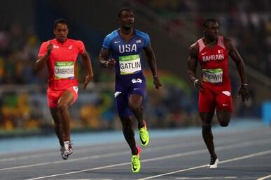 Athletics - 100m Men