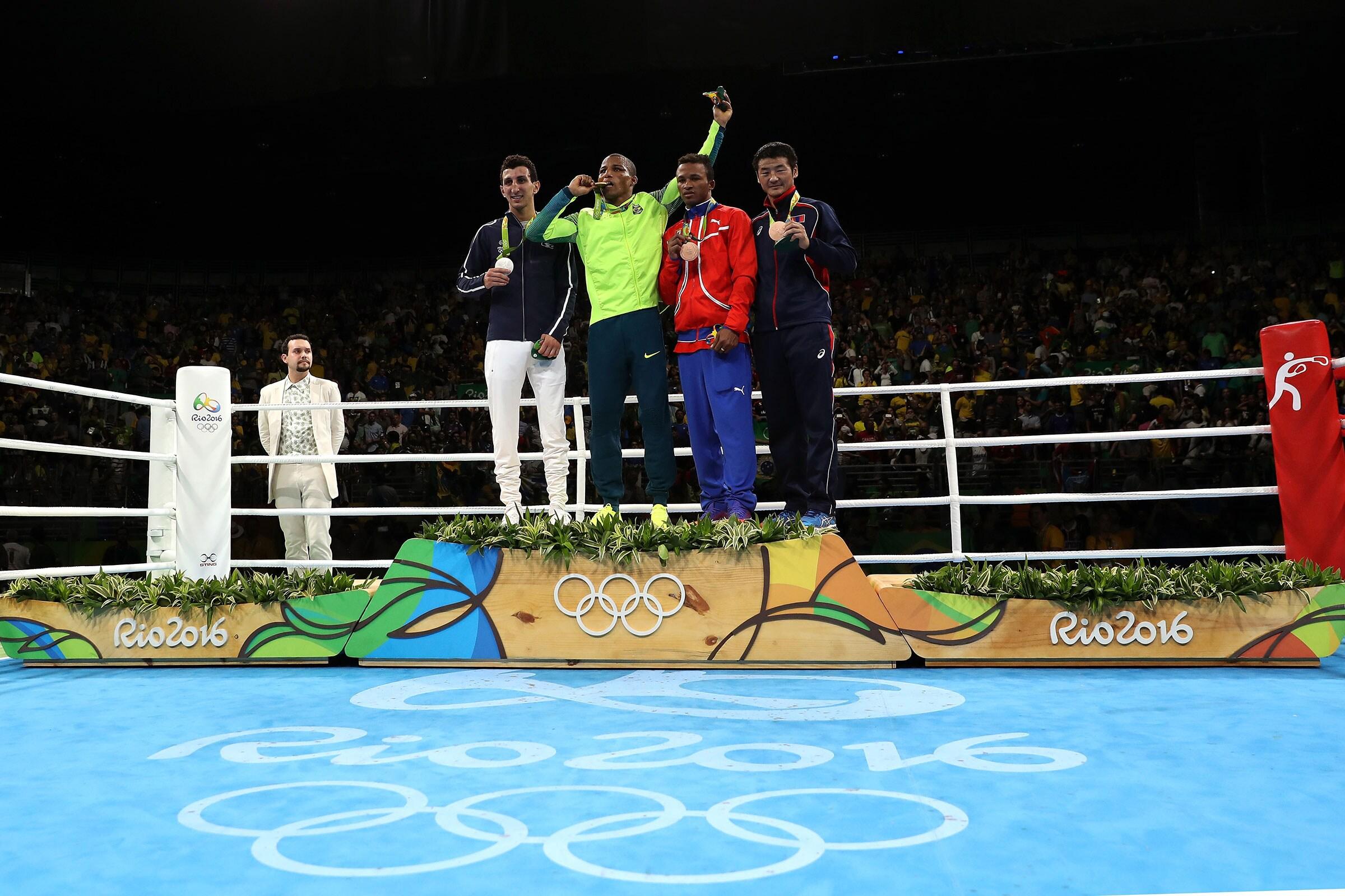 Boxing - 60kg Light weight Men
