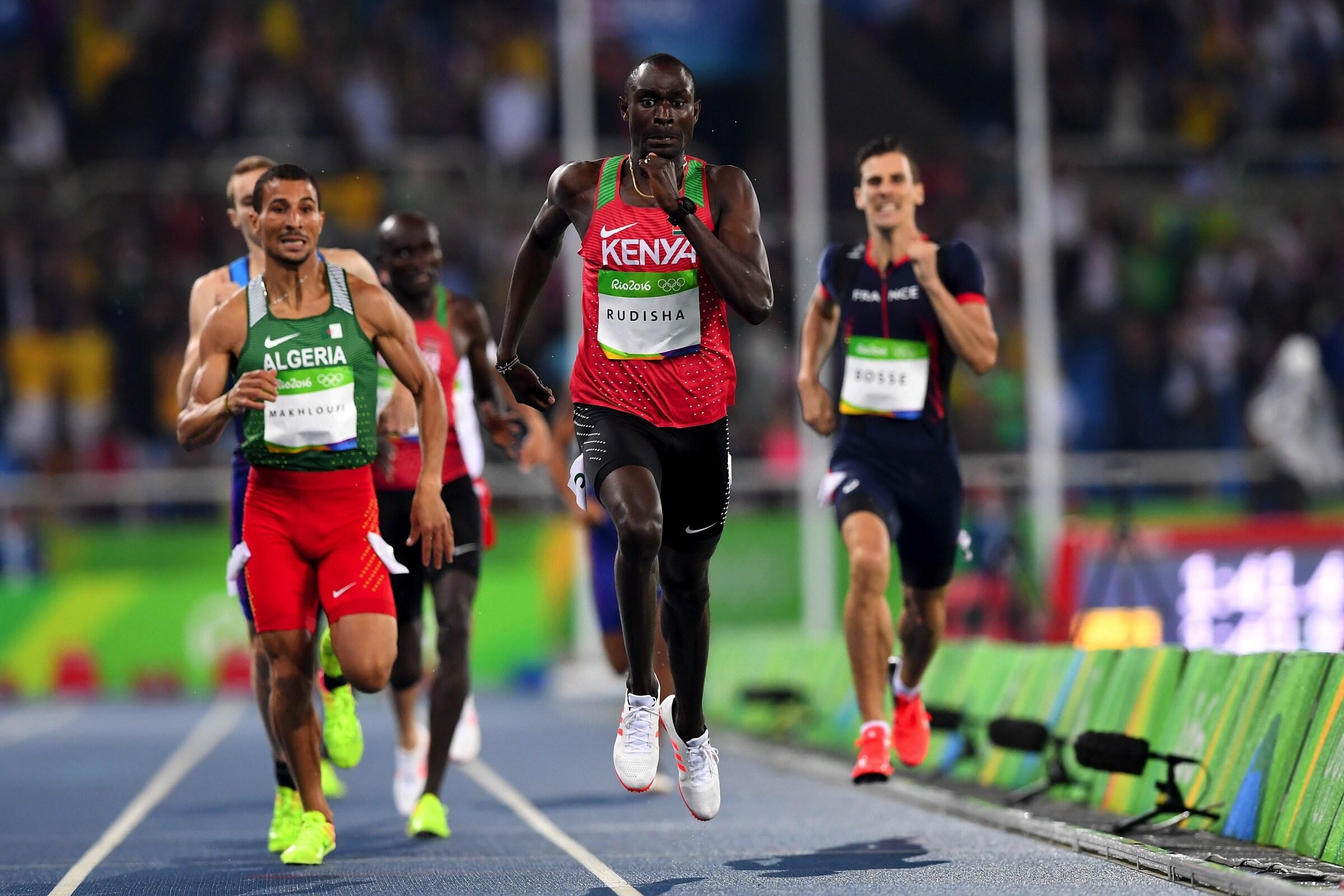 Athletics - 800m Men