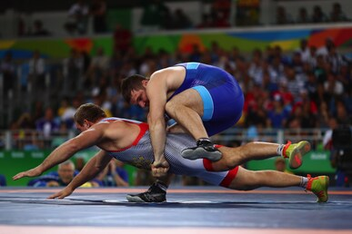 Wrestling - Greco Roman Men's 130kg