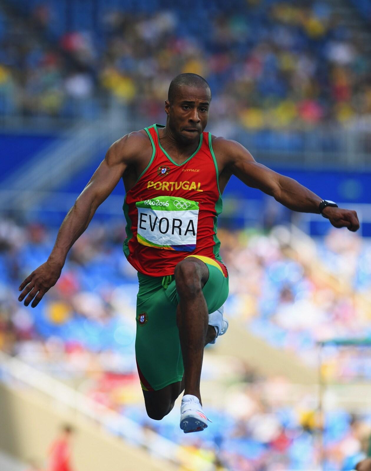 Athletics - Triple Jump Men