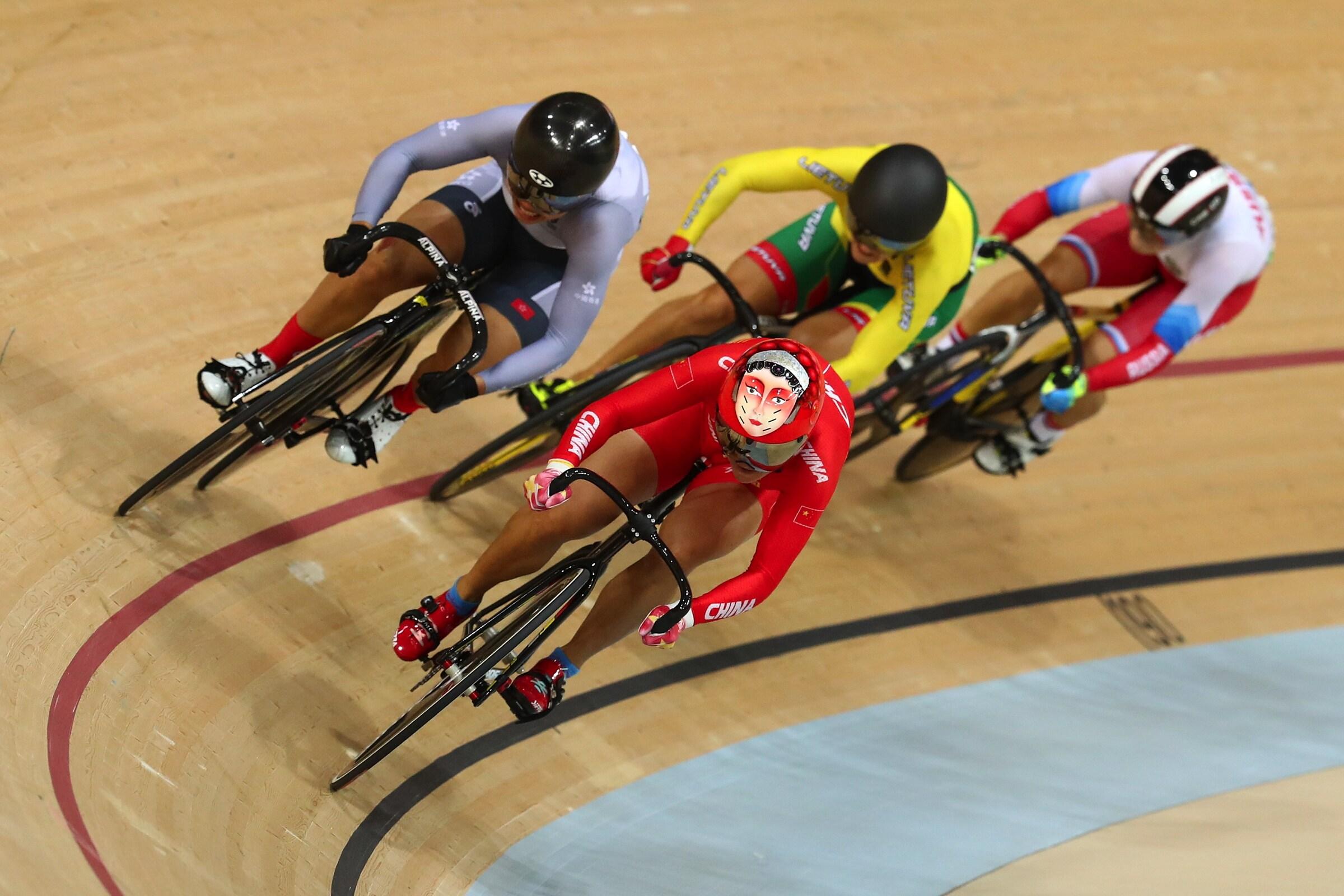 Cycling Track - Sprint Women