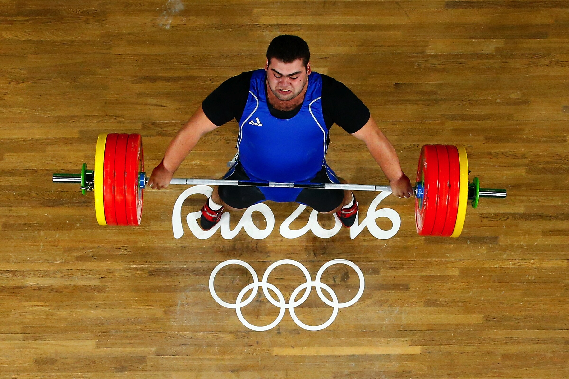 Weightlifting - Men's +105kg