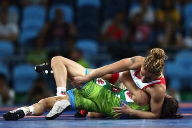 Wrestling - Freestyle 48kg Women