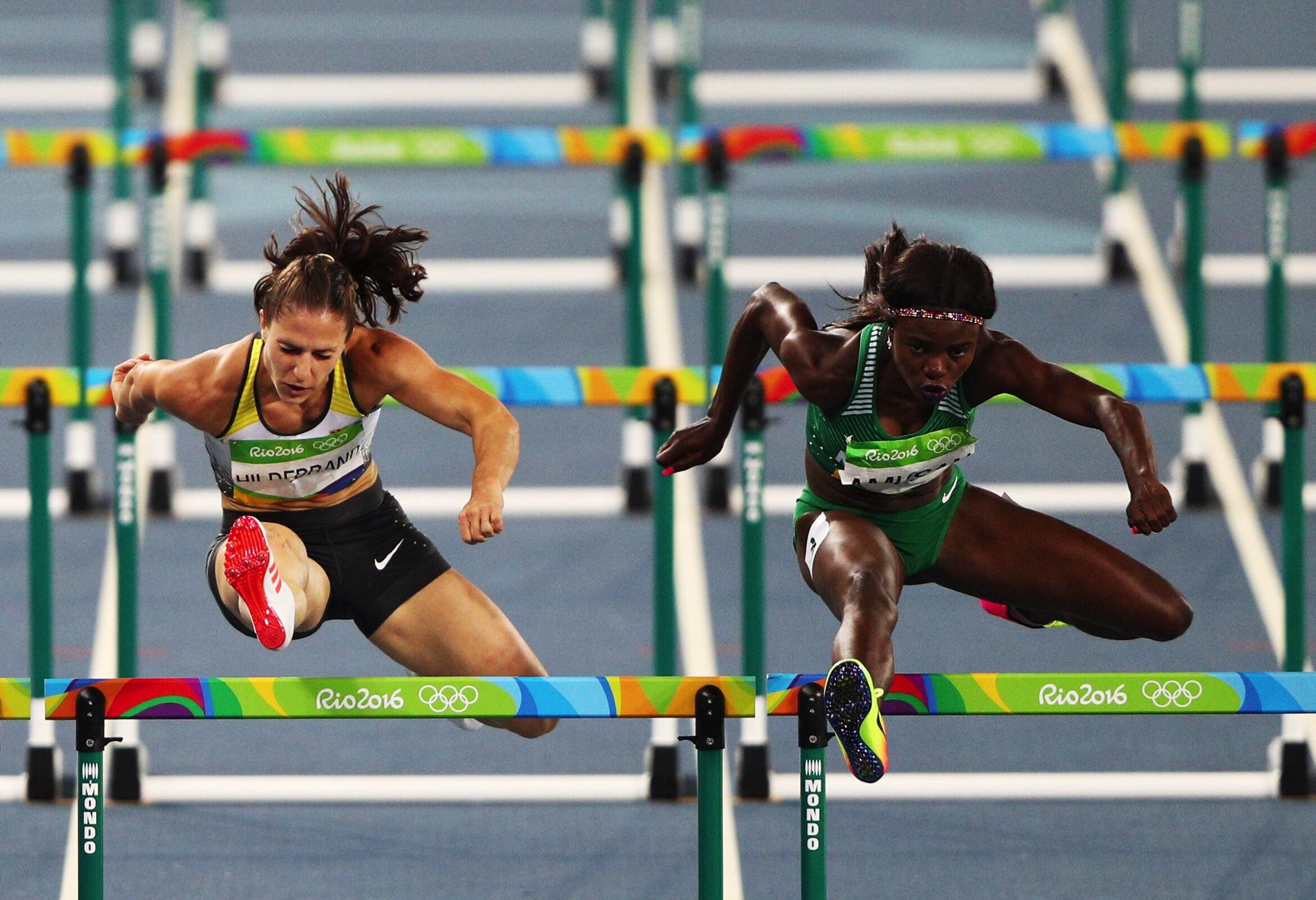Athletics - Women's 100m Hurdles
