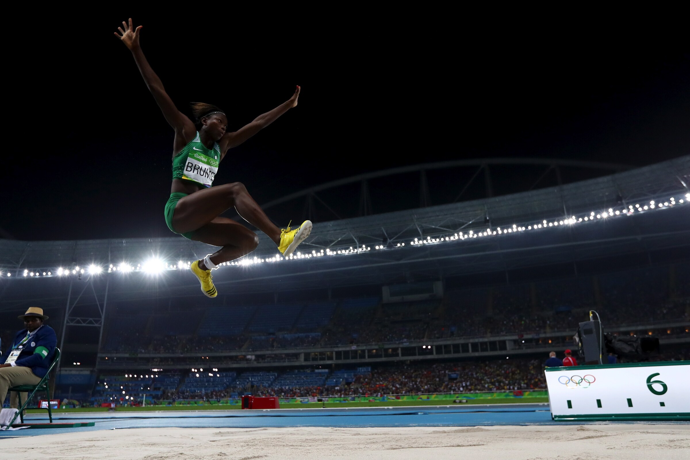 Athletics - Women's Long Jump