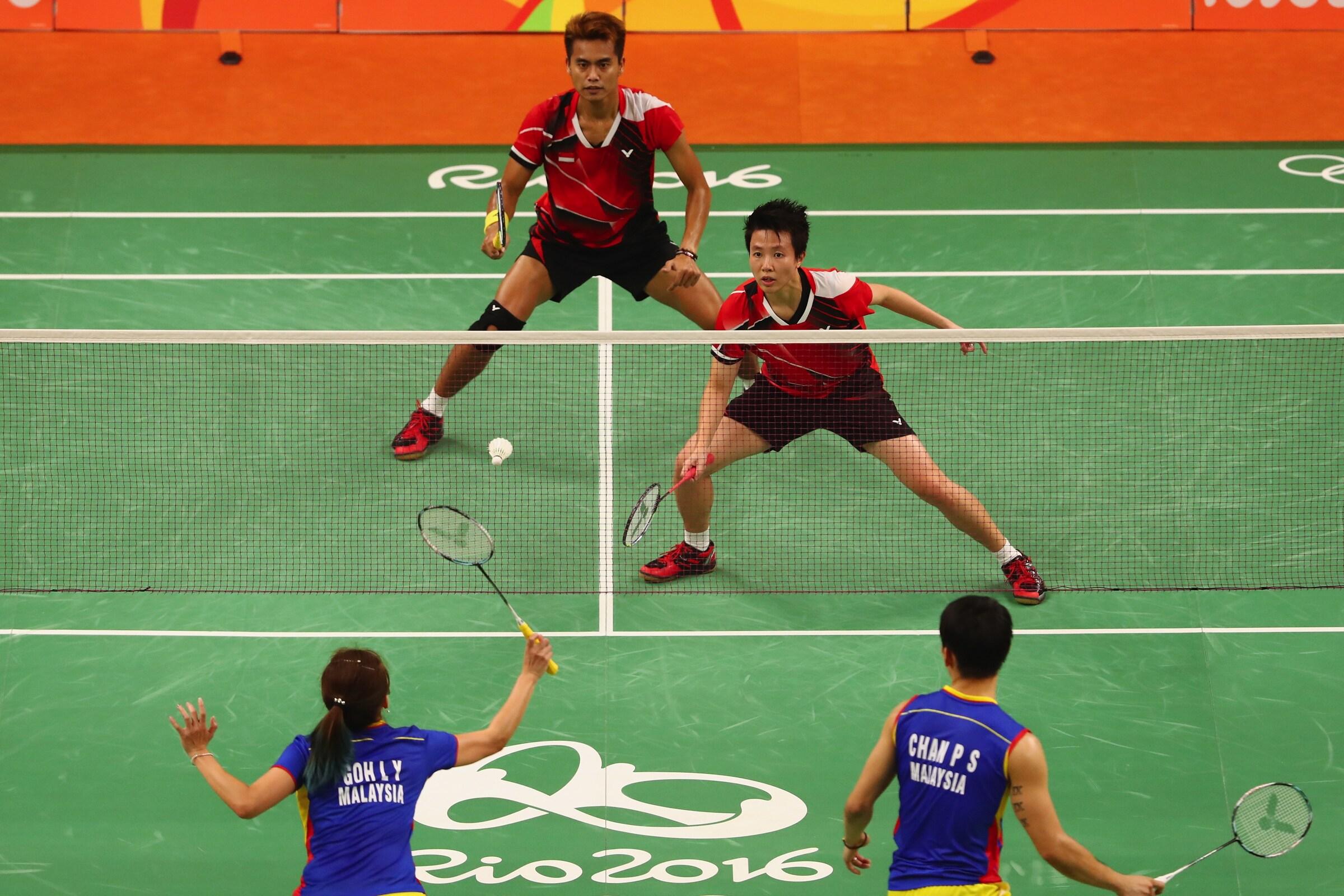 Badminton - Mixed Doubles