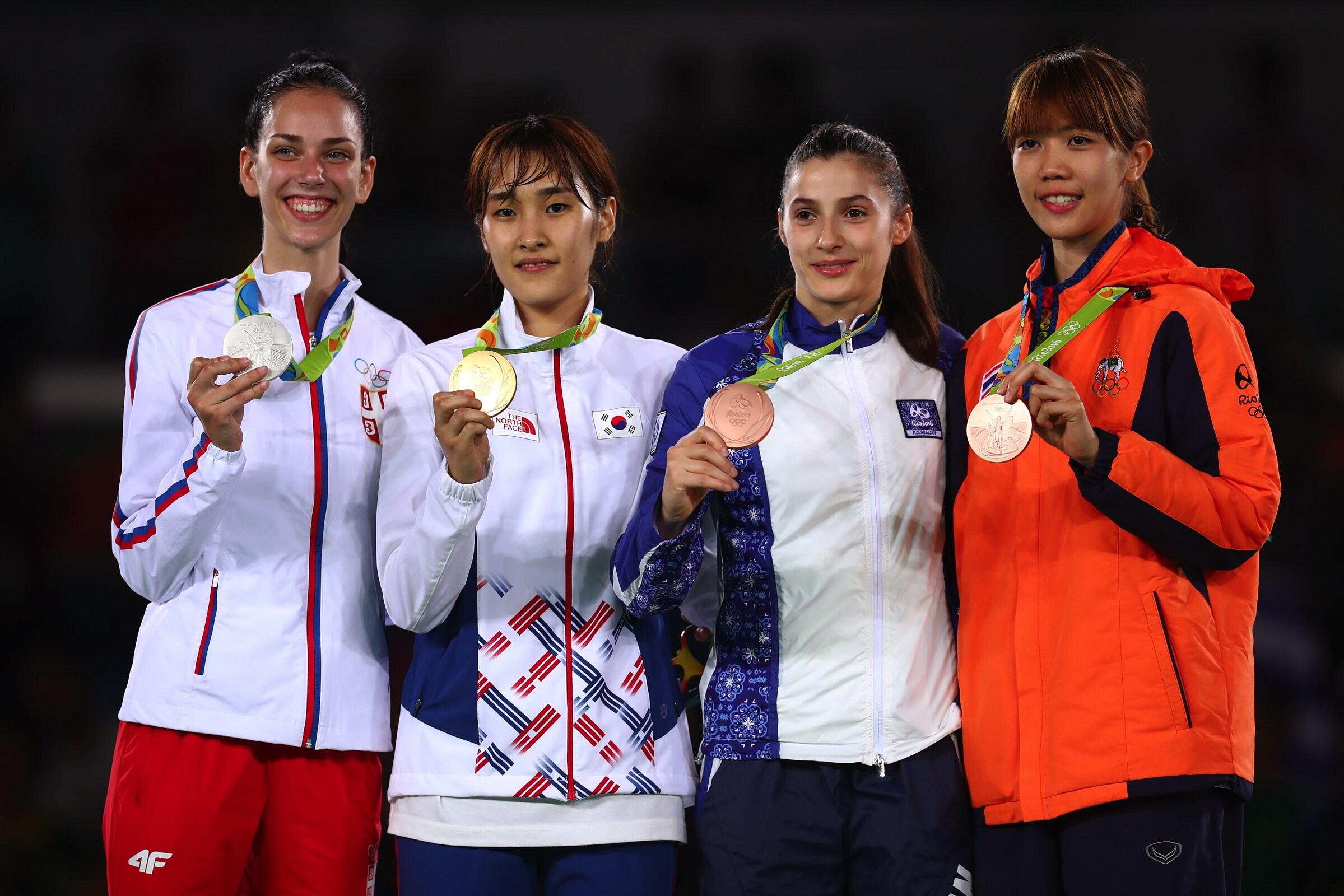 Teakwondo - -49kg Women