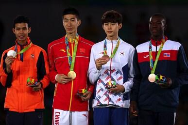 Taekwondo - -58kg Men