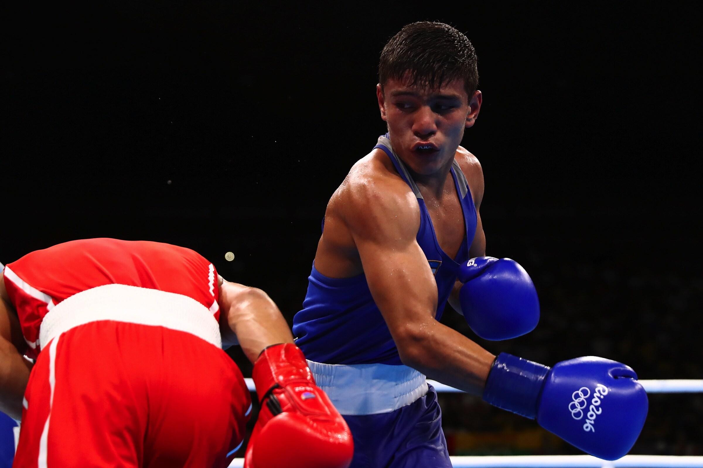 Boxing - Men's Bantam 56kg