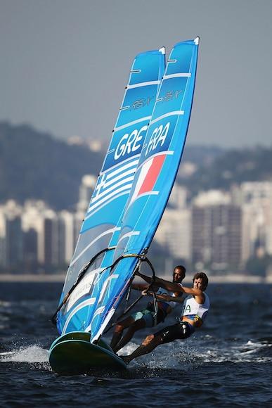 Sailing - RS:X - Windsurfer Men