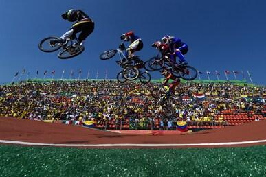 Cycling BMX - Women
