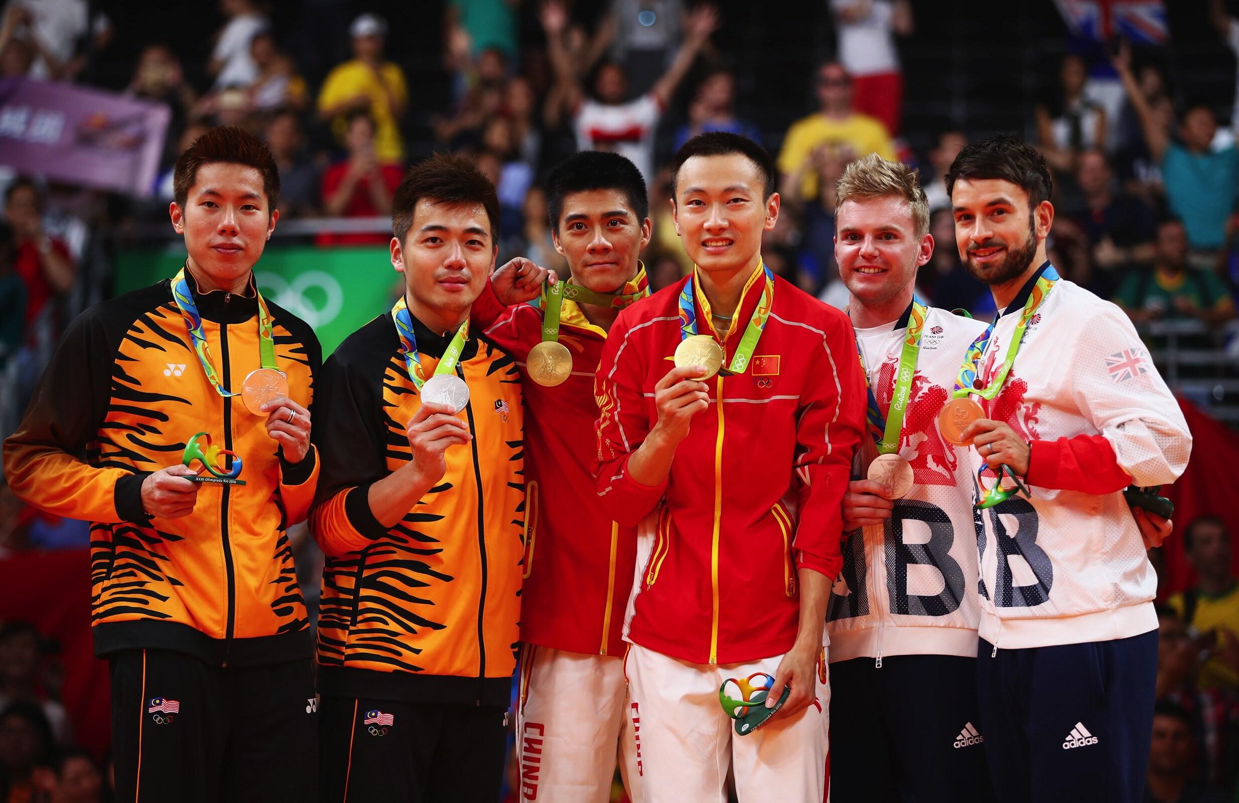 Badminton - Doubles Men