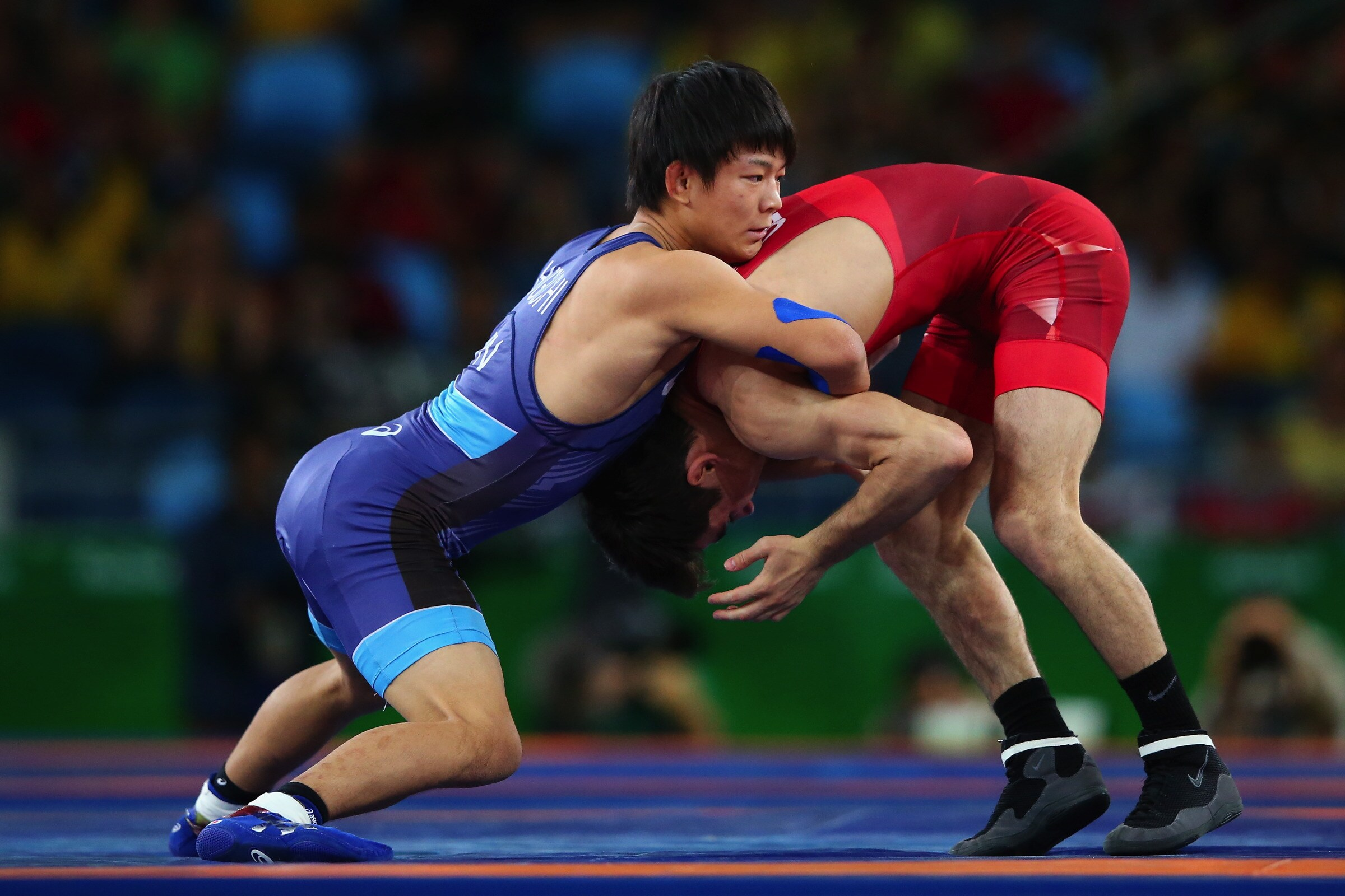 Wrestling Freestyle - 57kg Men