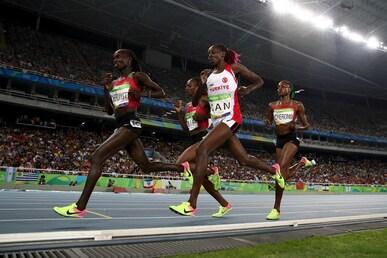 Athletics - 5000m Women