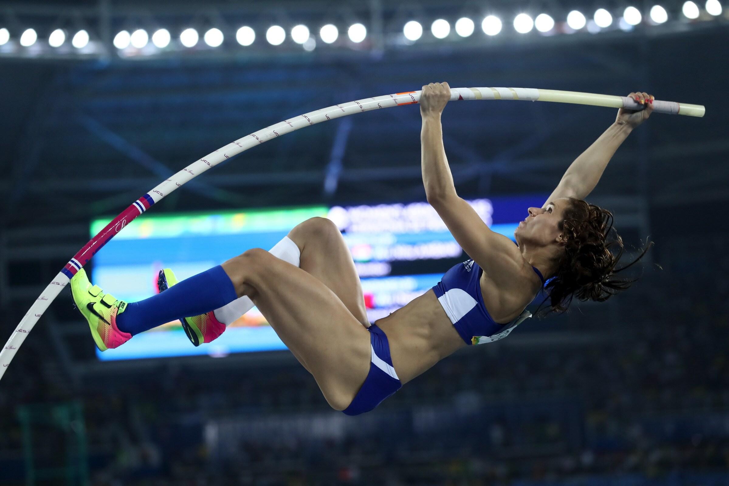 Athletics - Pole Vault Women