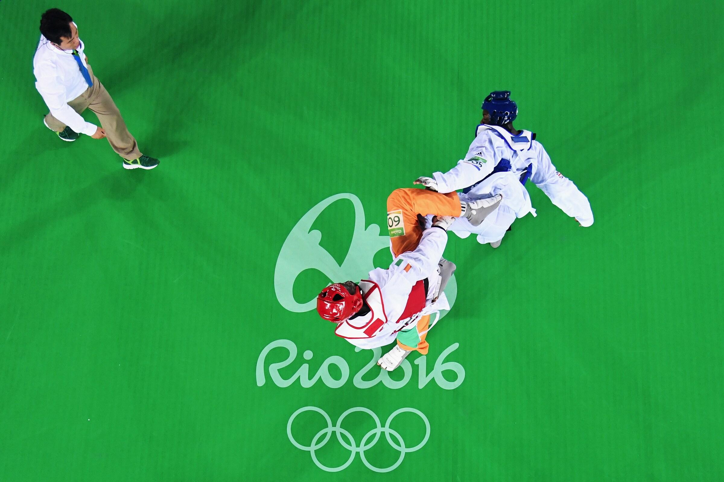 Taekwondo - 68 - 80 kg Men