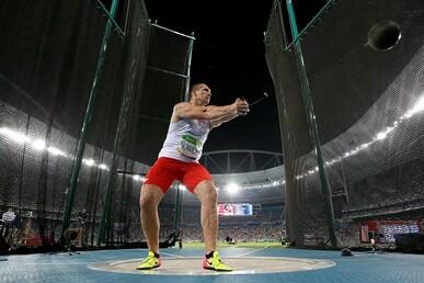 Athletics - Men's Hammer Throw