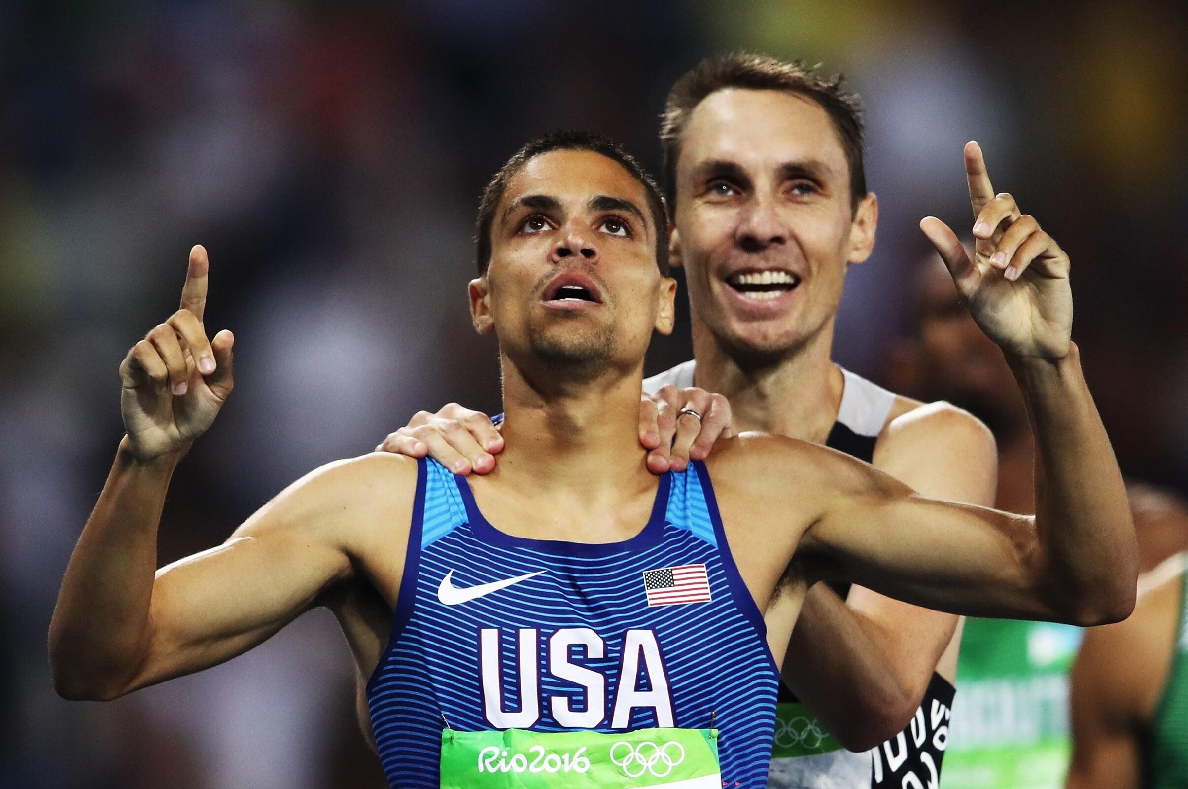 Athletics - Men's 1500m