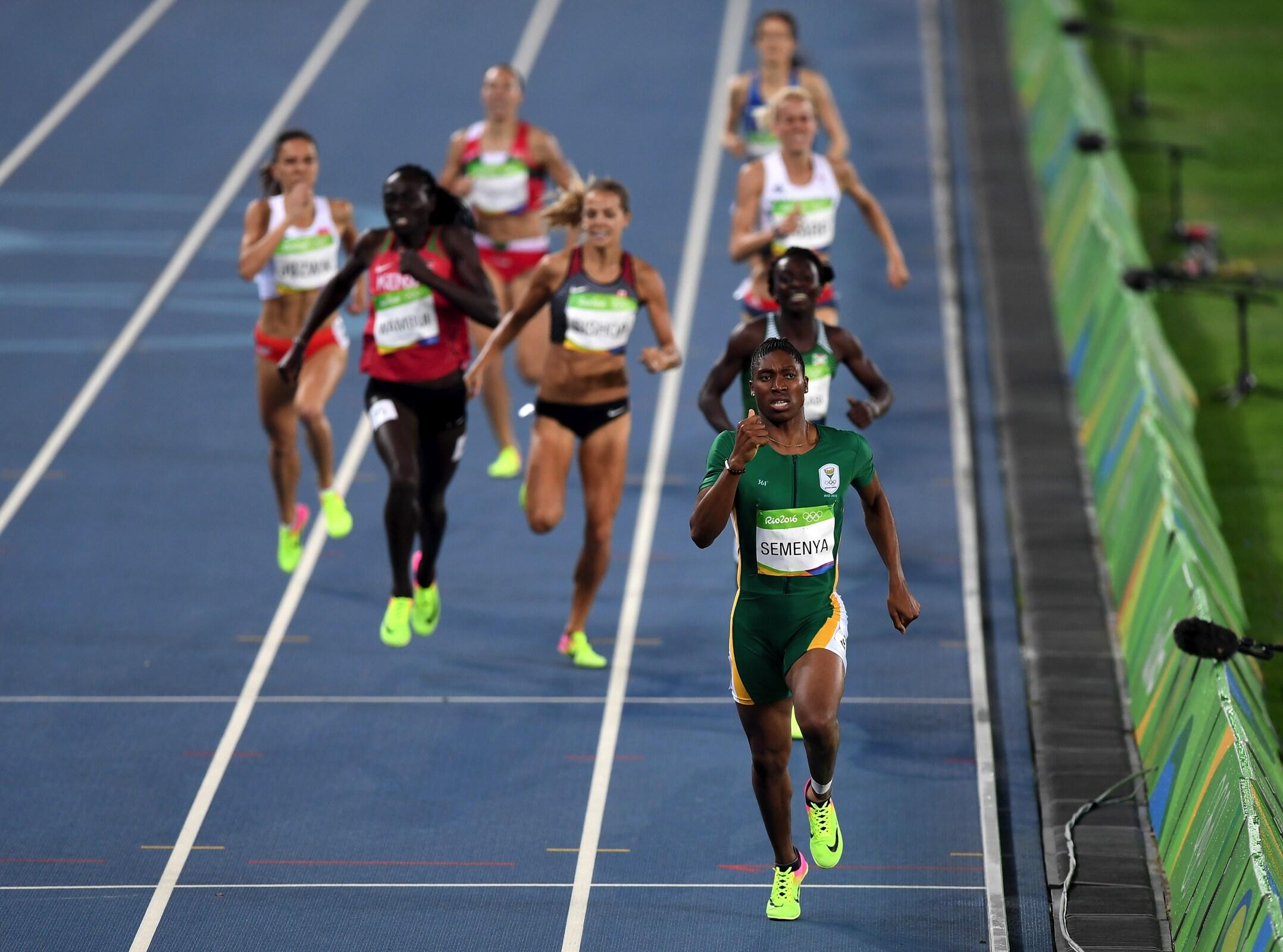Athletics - Women's 800m