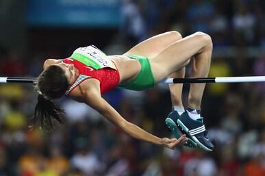 Athletics - Women's High Jump