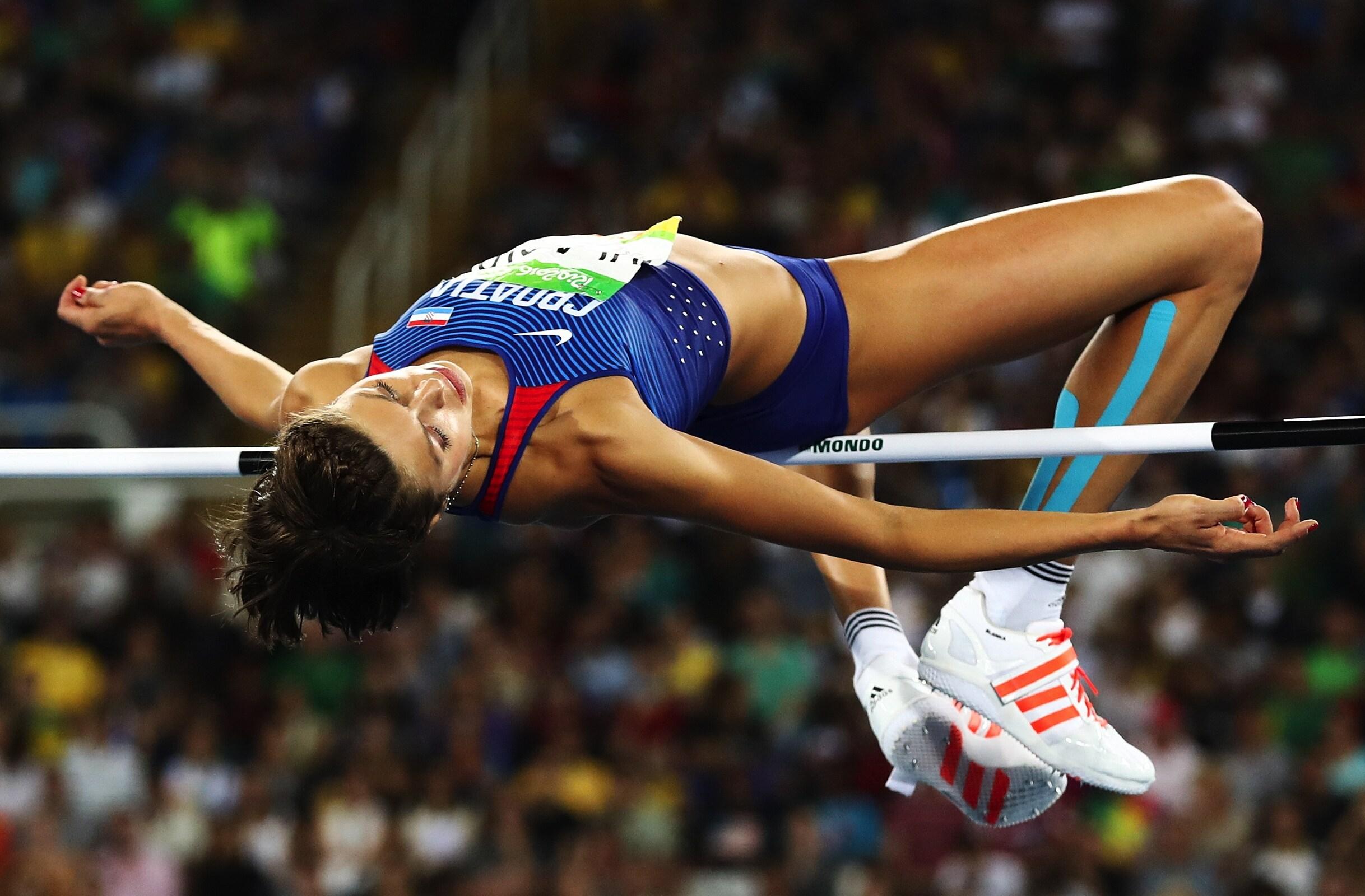 Athlétisme - Saut en hauteur femmes