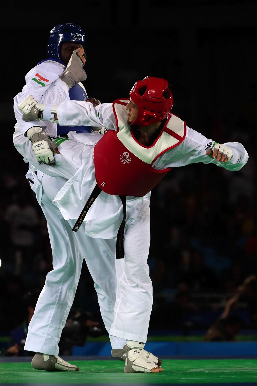 Taekwondo - + 80kg Men