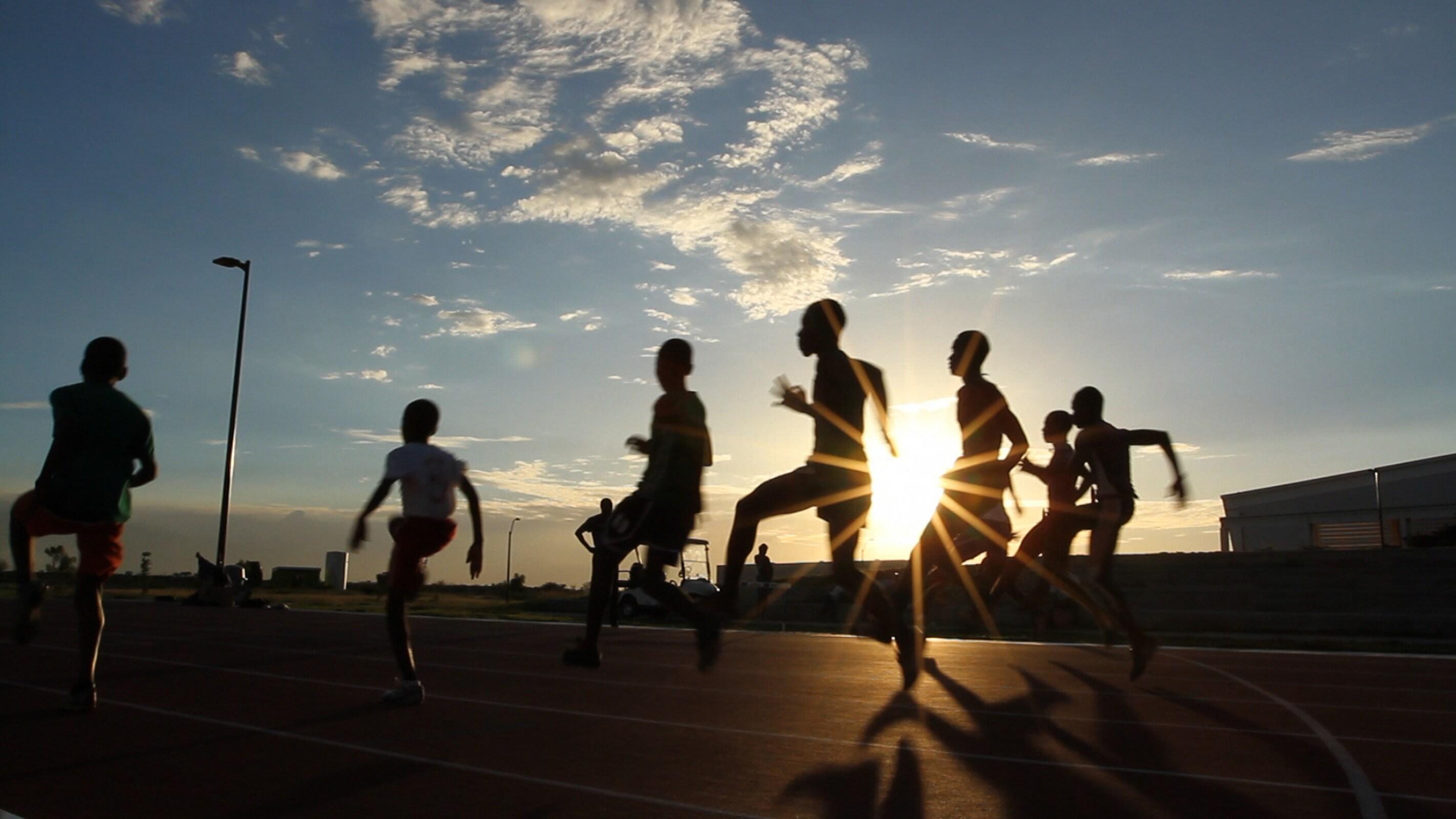 IOC SPORT FOR HOPE PROGRAMME. PORT-AU-PRINCE (HAITI), 2016.