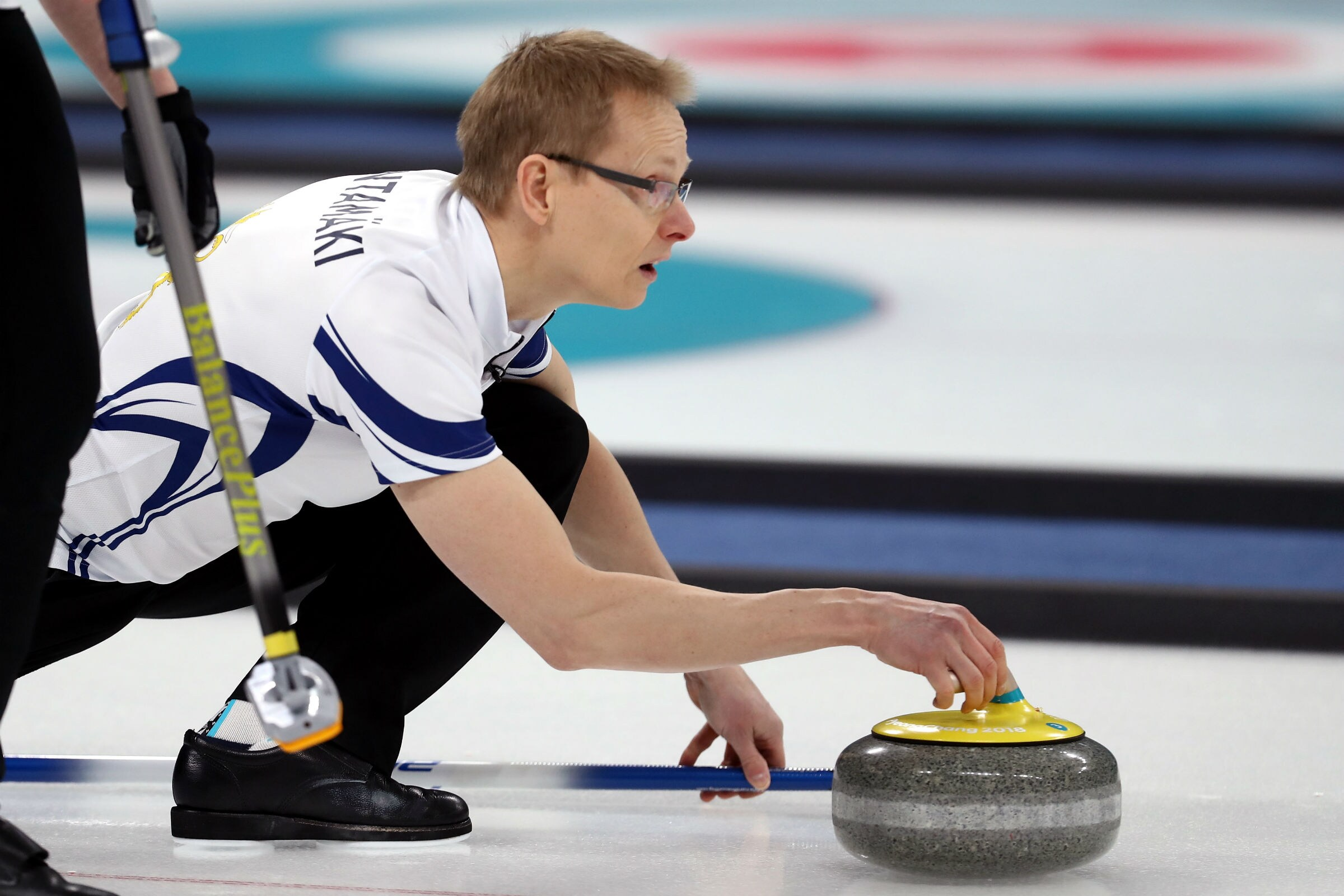 Curling - Mixed Doubles