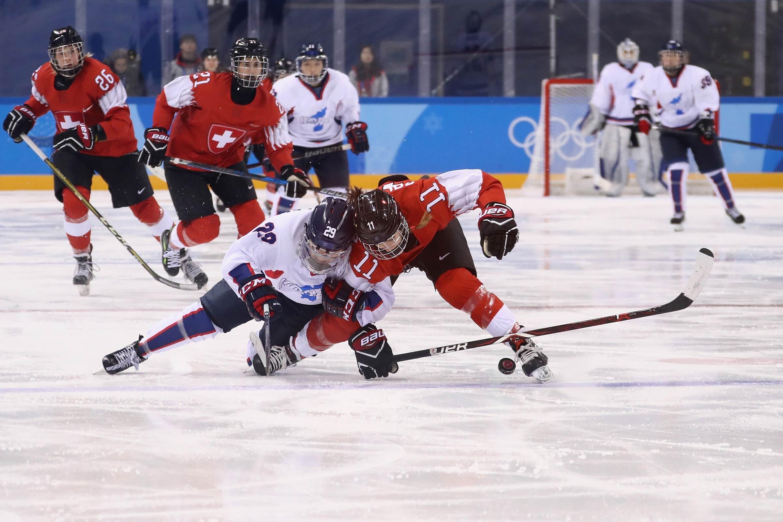 Ice Hockey - Women's Preliminary Round