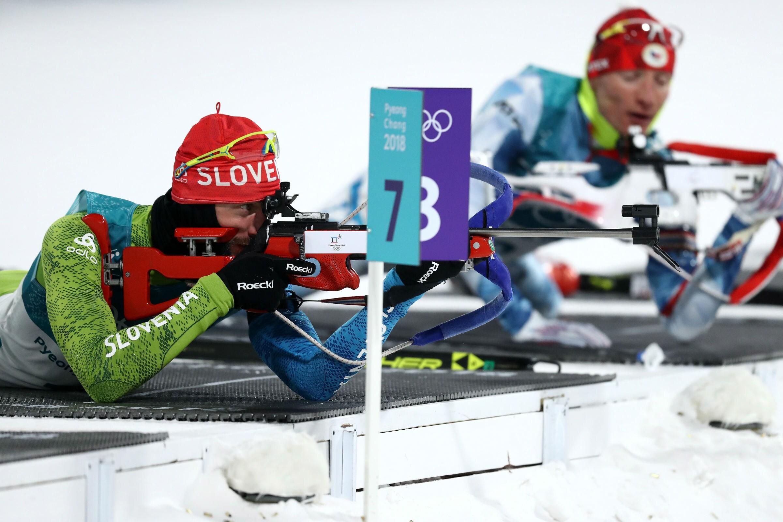 Biathlon - Men's 10km Sprint