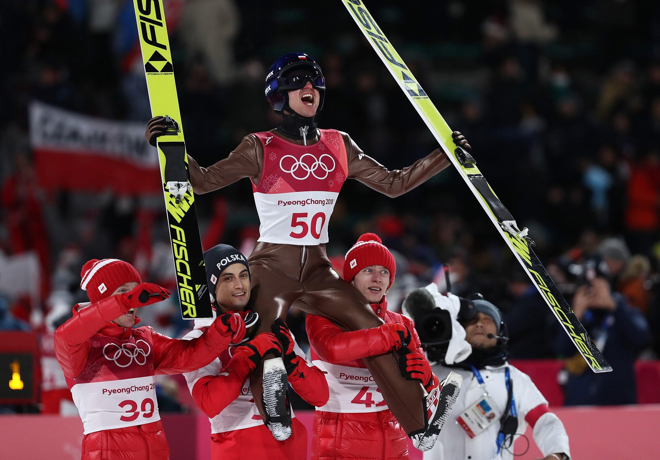 Ski Jumping - Men's Large Hill Individual