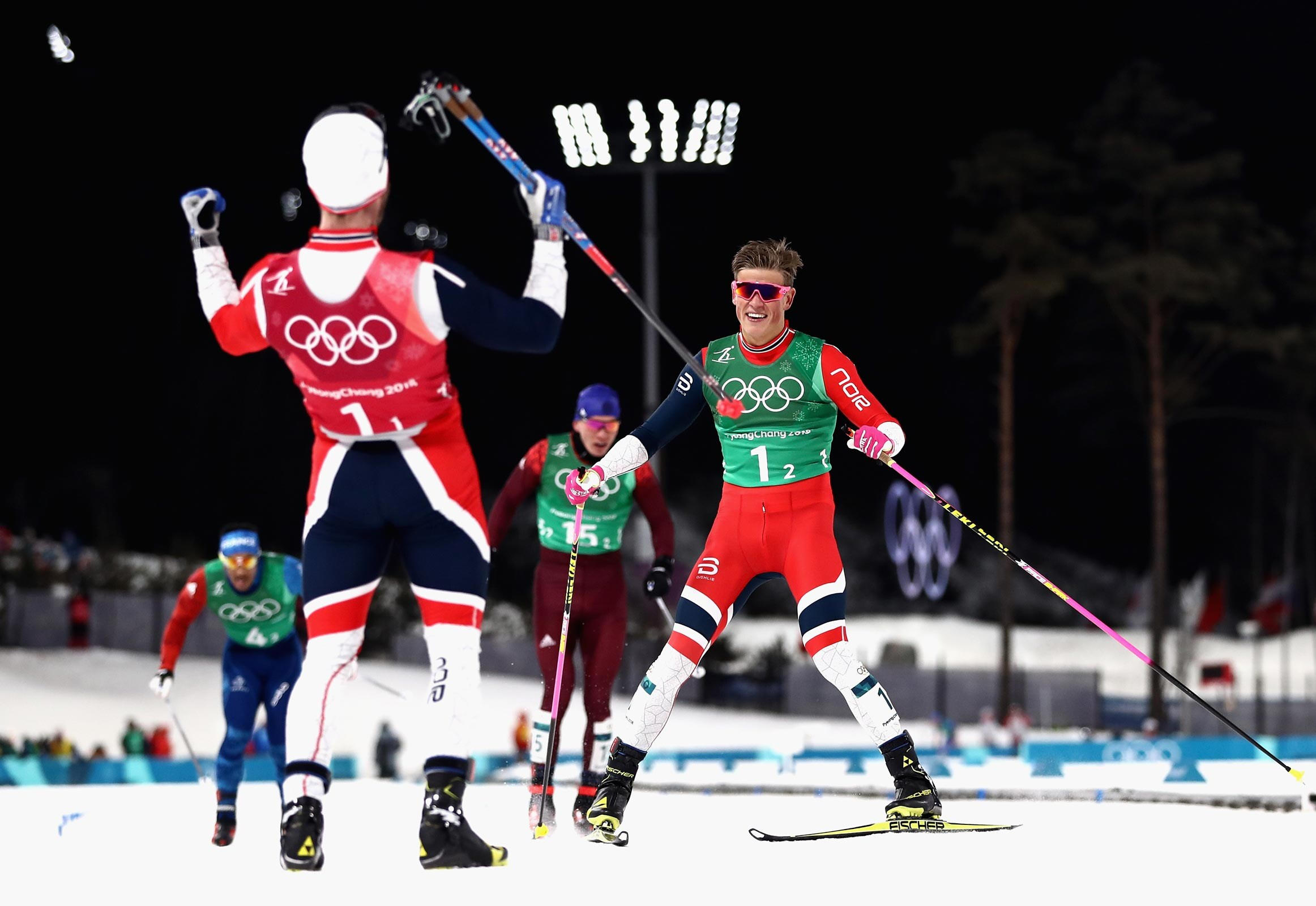 Cross-Country Skiing - Men's Team Sprint Free