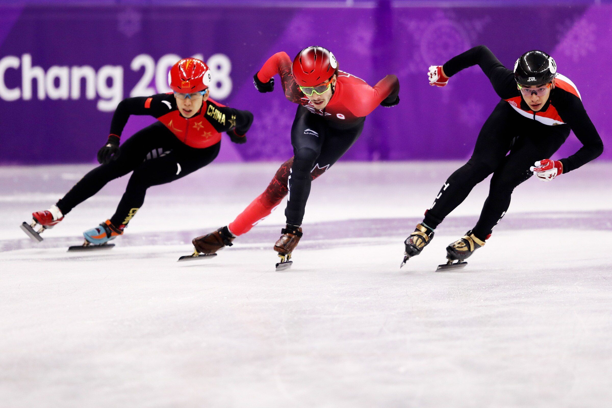 Short Track Speed Skating - Men's 5000m Relay