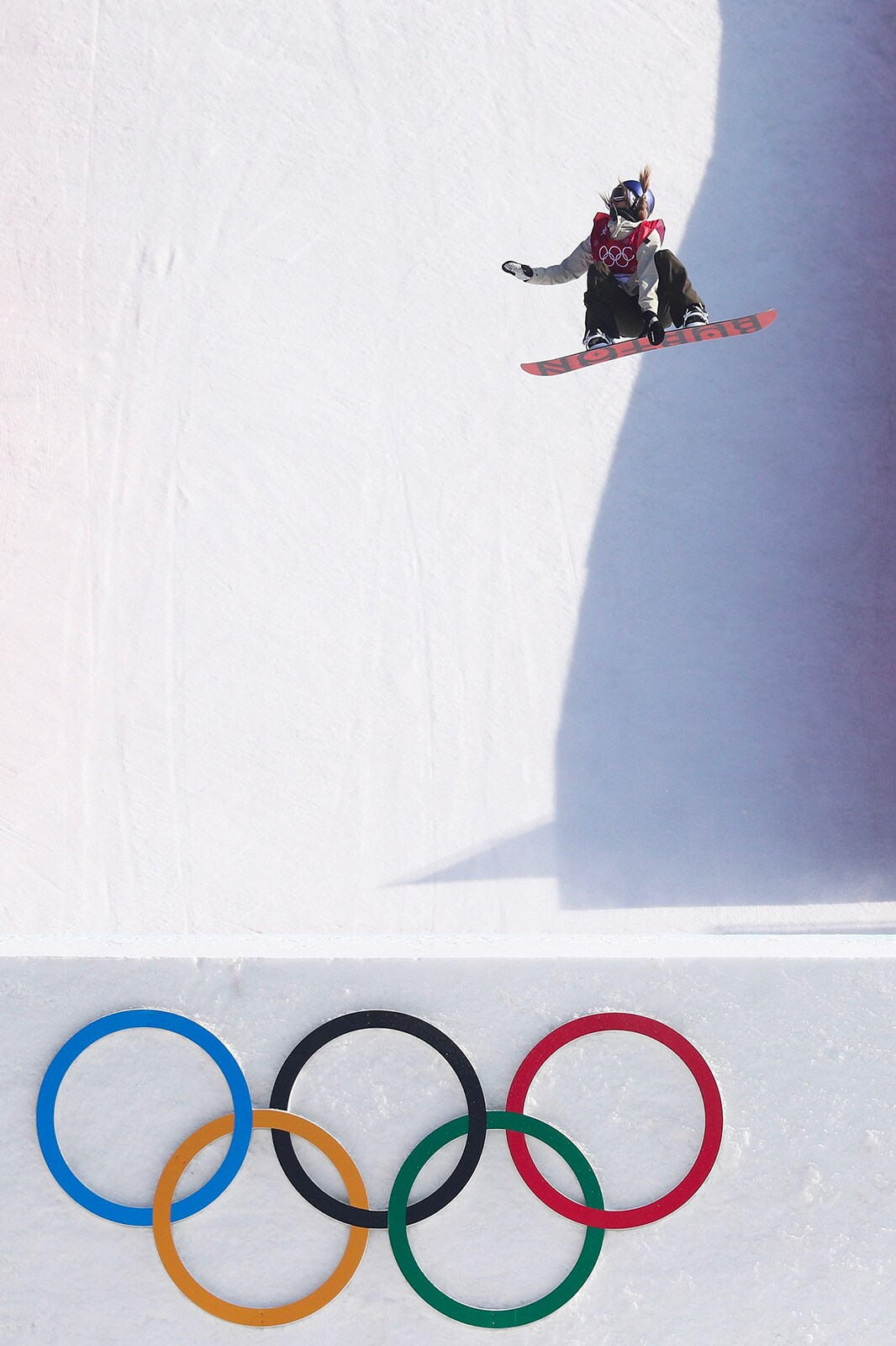 Snowboard - Ladies' Big Air