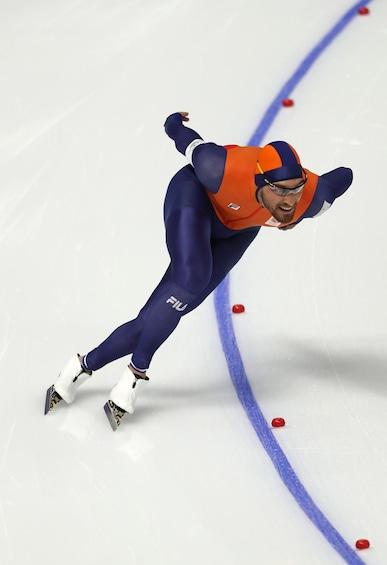 Speed Skating - Men's' 1000m