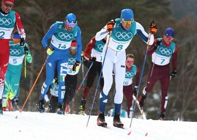 Cross-Country Skiing - Men's 50km Mass Start Classic