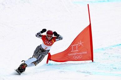 Snowboard - Ladies' Parallel Giant Slalom