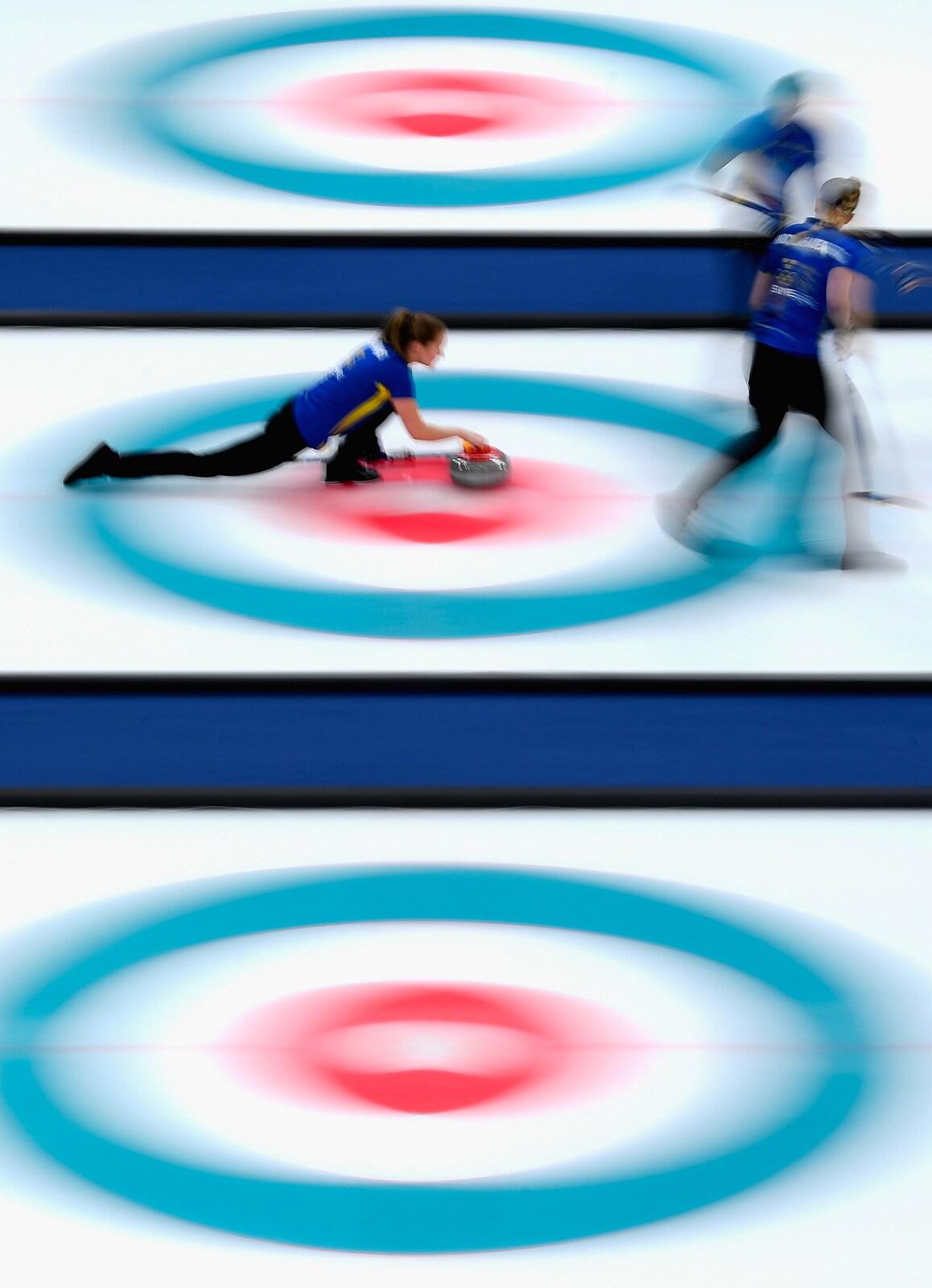 Curling - Women gold medal game