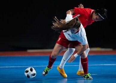 Buenos Aires 2018 - Futsal