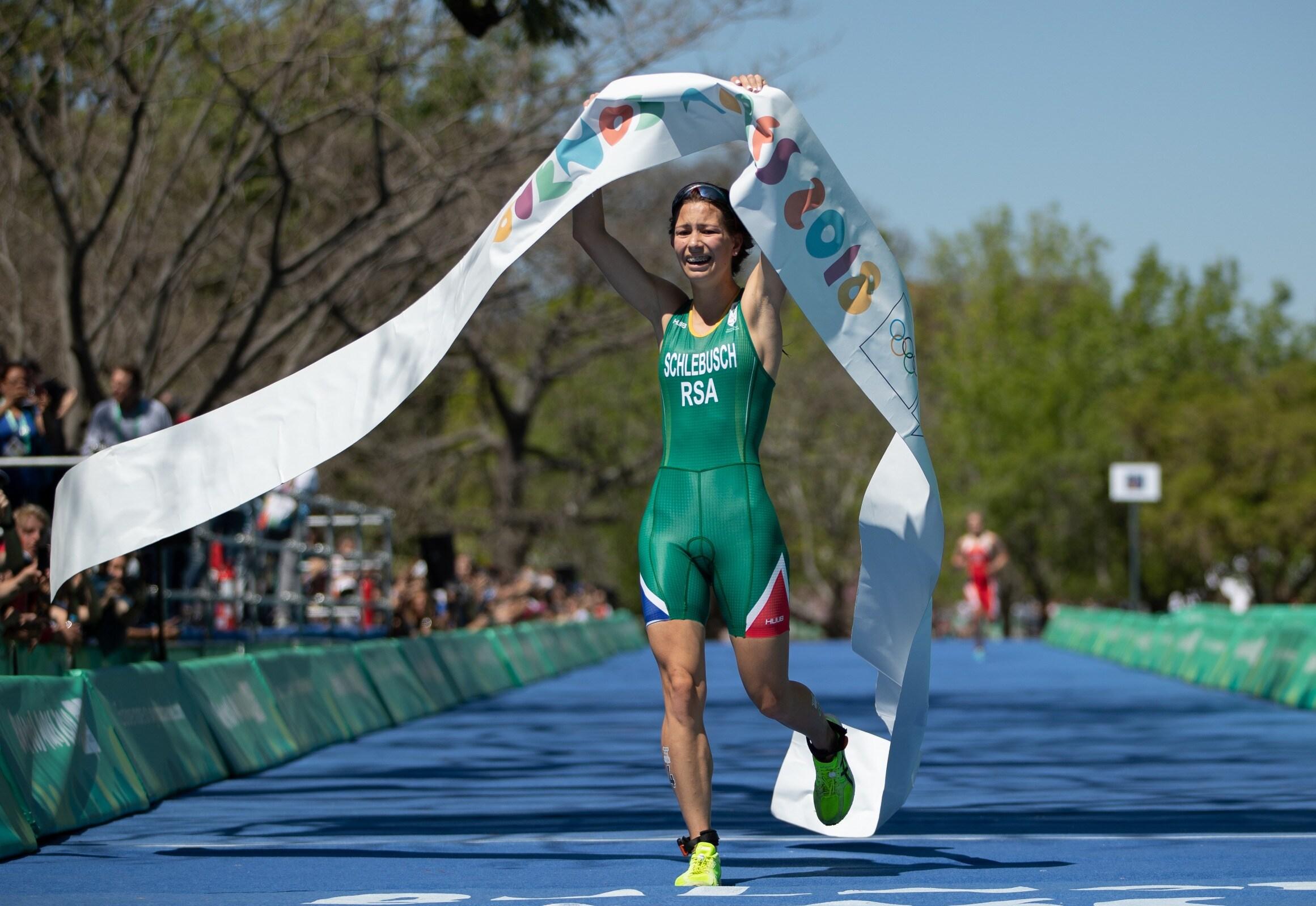 Buenos Aires 2018 - Triathlon