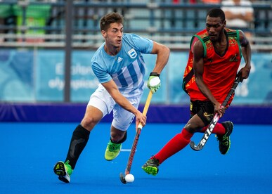 Buenos Aires 2018 - Hockey5s