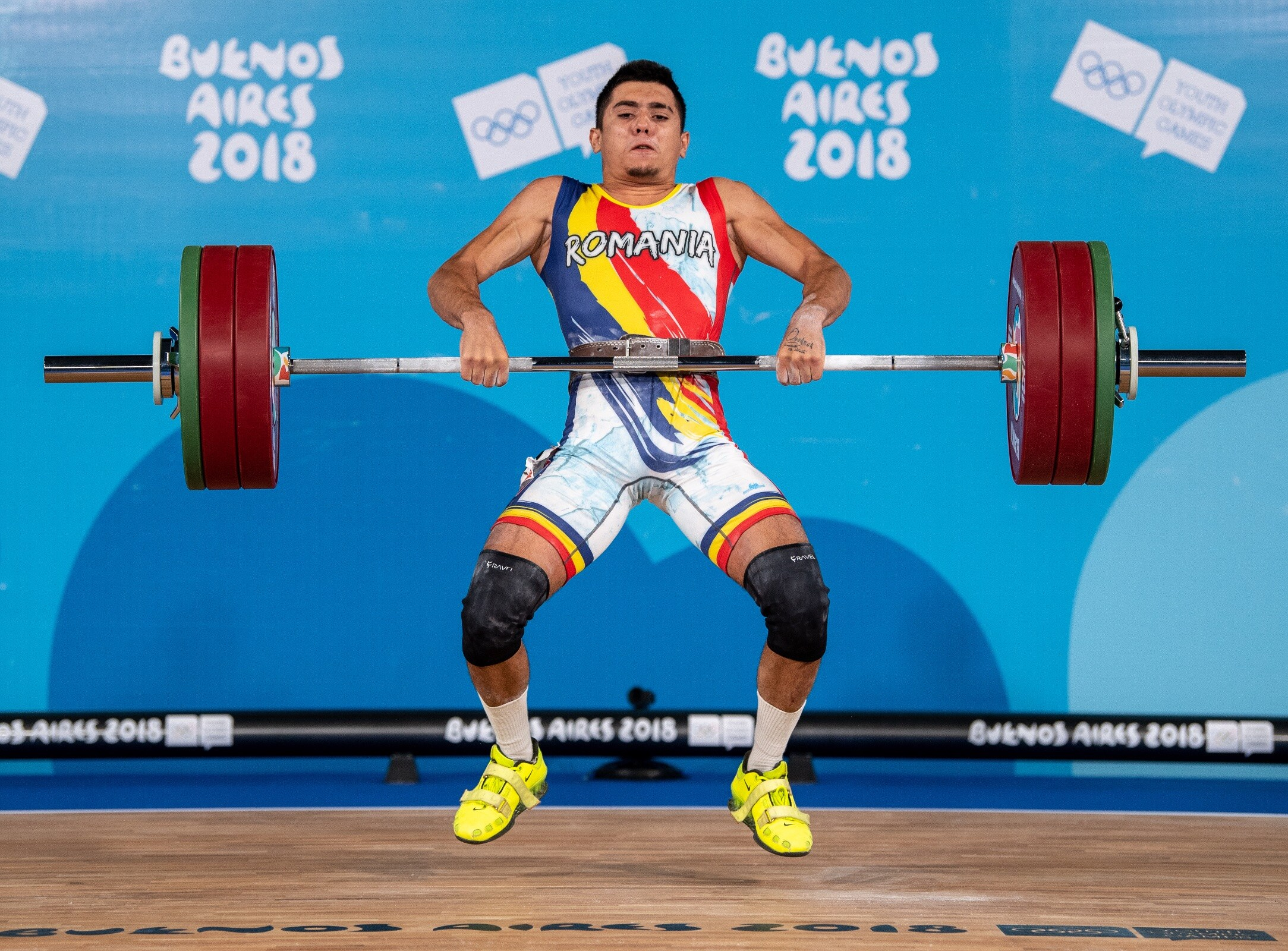 Buenos Aires 2018 - Weightlifting - Men's 62kg
