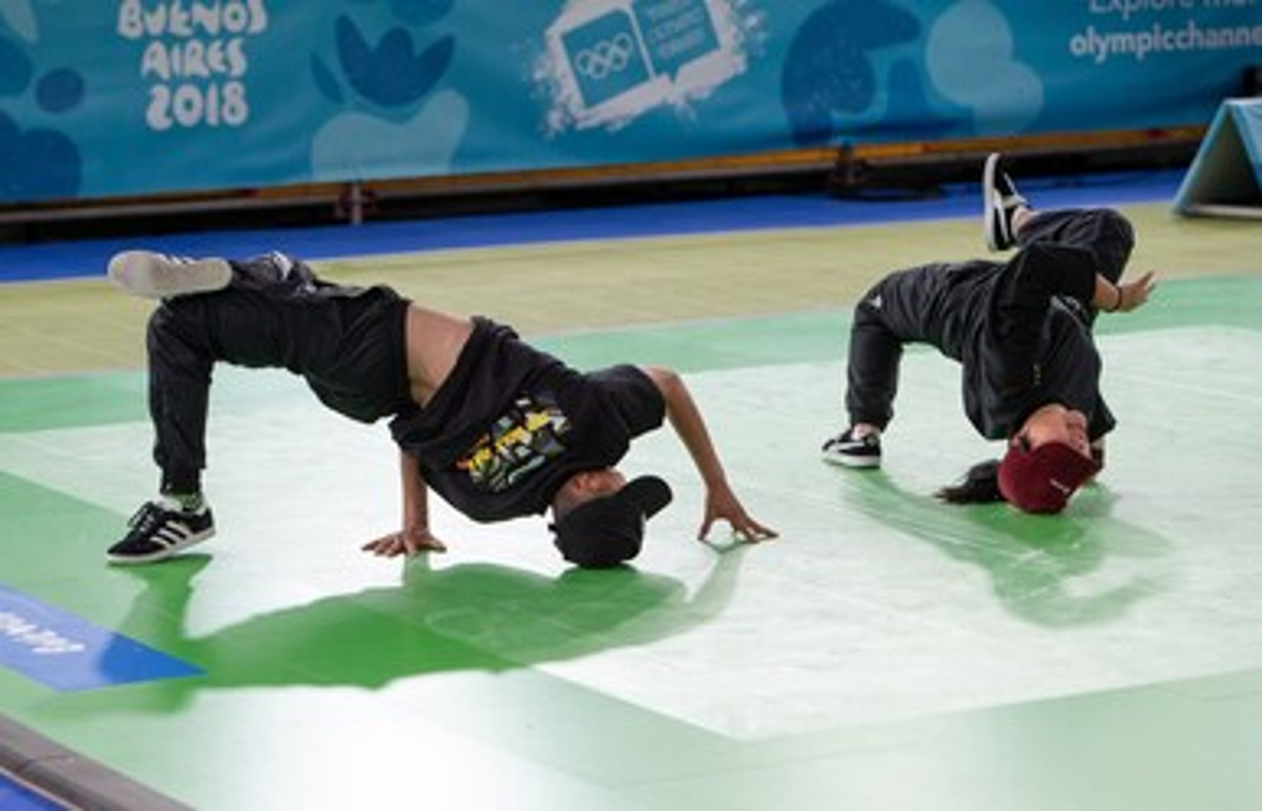 Buenos Aires 2018 - Dance sportive - breaking par équipe mixte